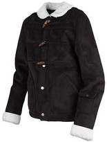 Lumberjack Mouton Jacket Black