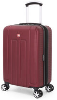 "Swiss Gear 19"" Burgundy Upright Spinner"