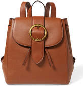 Polo Ralph Lauren Ralph Lauren Pebble Leather Lennox Backpack