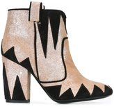 Laurence Dacade 'Pete Spike Rustic' boots - women - Calf Leather - 40
