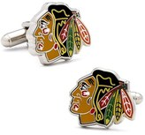 Cufflinks Inc. Men's Cufflinks, Inc. 'Chicago Blackhawks' Cuff Links
