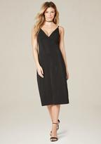 Bebe Lara Studded Slip Dress