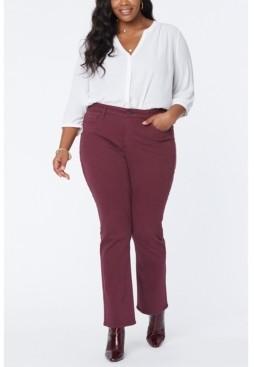 NYDJ Plus Size Marilyn Straight Leg Jeans