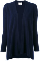 Allude cashmere open cardigan - women - Cashmere - XL