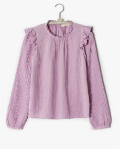 XiRENA The Lanie Top In Lilac - XS