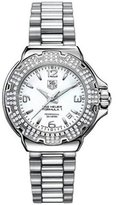 Tag Heuer Women's WAC1215.BA0852 Diamond Dial Formula One Watch