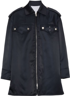 Calvin Klein two pocket twill jacket