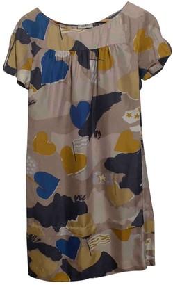 Nicole Farhi Multicolour Silk Dress for Women