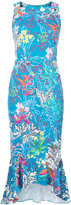 Peter Pilotto sleeveless floral print dress - women - Polyester/Spandex/Elastane/Acetate/Viscose - 8