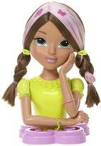 Moxie Girlz Magic Hair Stamp Designer Torso- Monet
