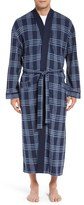 Majestic International Men's 'Grayson De Novo' Cotton Blend Robe