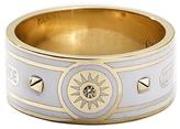 Foundrae Wholeness Sunrise Band Ring - Yellow Gold