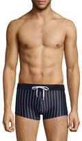 2xist Pin Stripe Cabo Swim Trunks