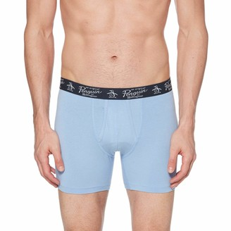 Original Penguin Solid 3 Pack Boxer Brief