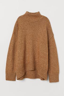H&M Oversized turtleneck jumper