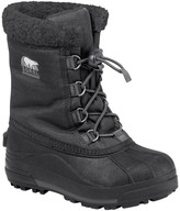 Sorel Fur-Lined Waterproof Youth Cumberland Boots