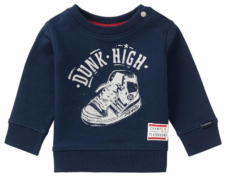 Noppies Baby Boys B Sweat Ls Sprongerdorp AOP Sweatshirt