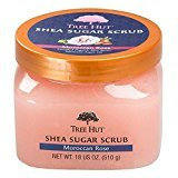 Tree Hut Shea Sugar Scrub, Moroccan Rose, 18 Ounce (Pack of 3)