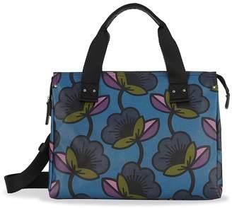 Orla Kiely Watson Messenger Bag, Kingfisher