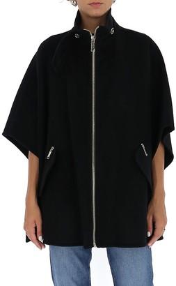MICHAEL Michael Kors Zipped Poncho