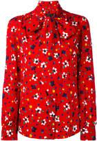 Marc Jacobs floral-print blouse