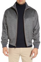 Peter Millar Men's 'Patrick' Water Resistant Wool Blend Jacket