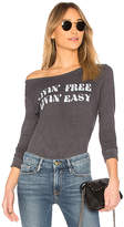 Junk Food Clothing Livin' Free Livin' Easy Tee