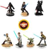 Disney Infinity 3.0 Light Fx Figures 7-pack