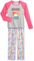 Sleep On It 2-Pc. Midnight Snack Pajama Set, Little Girls (2-6X) & Big Girls (7-16)