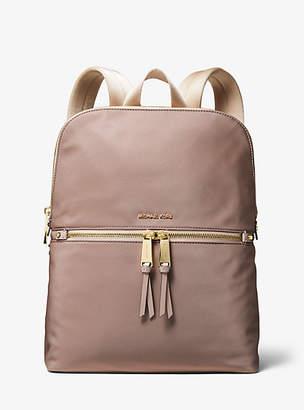 Michael Kors Polly Medium Nylon Backpack