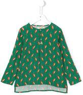 Nice Things 'Geo Leaves' blouse