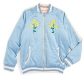 Stella McCartney Toddler Girl's Willow Reversible Bomber Jacket