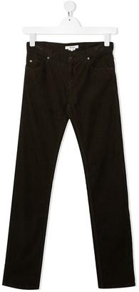 Bonpoint TEEN slim-fit jeans