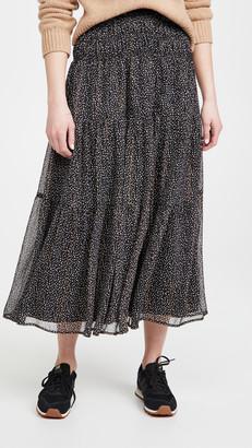 En Saison Tiered Skirt