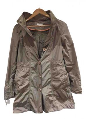 Essentiel Antwerp Beige Polyester Jackets