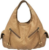 ST. JOHN'S BAY St. John's Bay Double Shoulder Hobo Bag