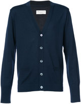 Officine Generale V-neck cardigan - men - Merino - S