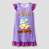 Shopkins Girls Nightgown - Pink