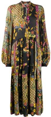 Linda maxi dress