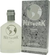 Lomani Network By For Men. Eau De Toilette Spray 3.4 Ounces by