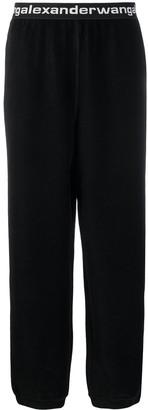 Alexander Wang elasticated waist corduroy trousers