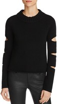 Karen Millen Slash Sleeve Sweater