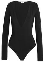 Alix - Irving Stretch-jersey Bodysuit - Black
