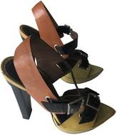 Marni Multicolour Patent leather Sandals