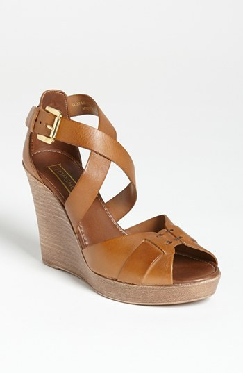 Topshop 'Whippie' Wedge Sandal