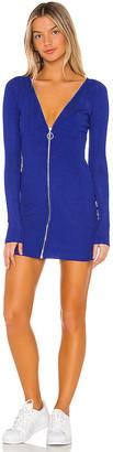 superdown Mara Zip Front Dress