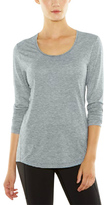 Lucy Women's Long Sleeve Workout Tee