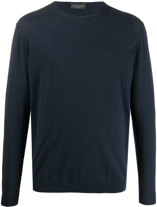 Roberto Collina Knitted Long Sleeve Jumper