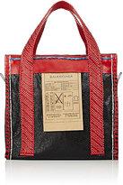 Balenciaga Women's Arena Leather Scaffold Medium Tote Bag