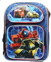 Transformers Optimus Prime and Bumble Bee Size Kids Backpack (16in)
